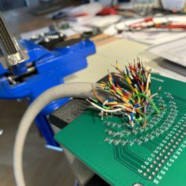 Výroba kabelu