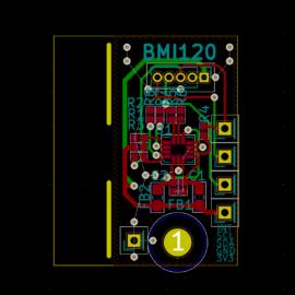 Návrh desky, layout PCB