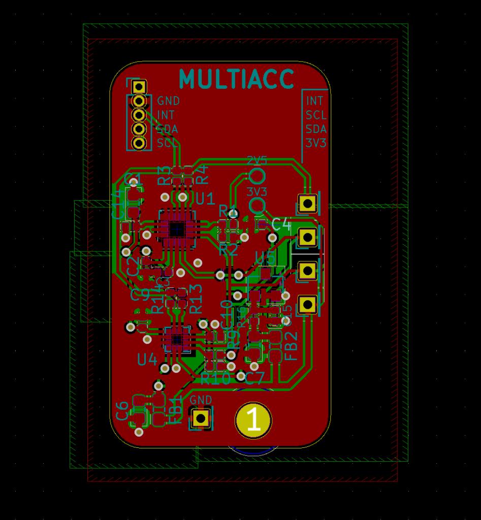 CAD desky plošných spojů