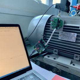 Testování senzoru