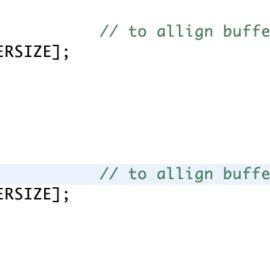 Ukázka zdrojového kódu