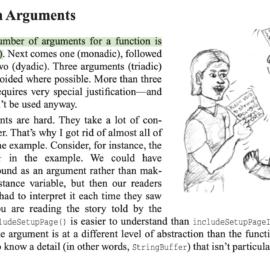 Ukázka z knihy Clean code