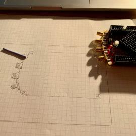 Papírový model desky