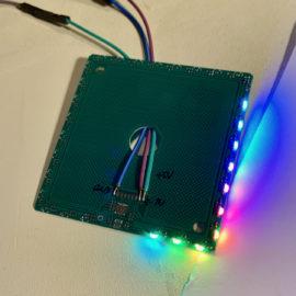 Duhové LED
