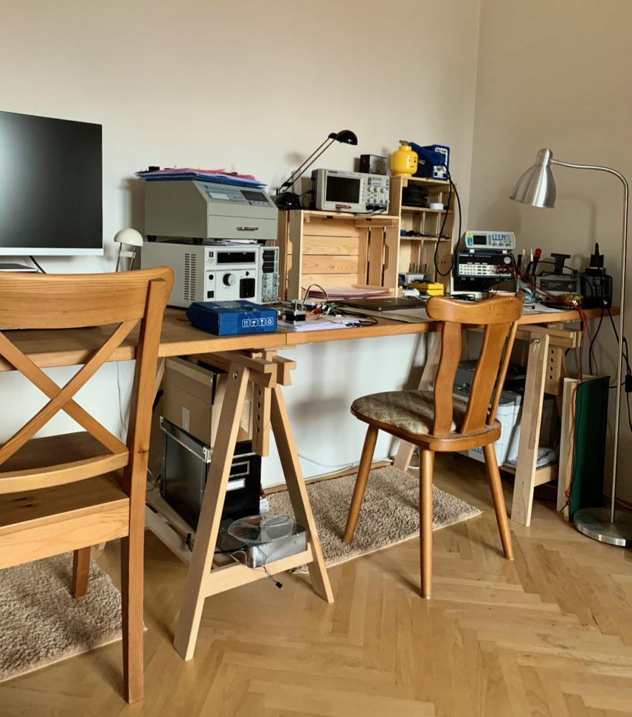 Moje laboratoř