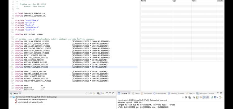 Náhled na Eclipse IDE