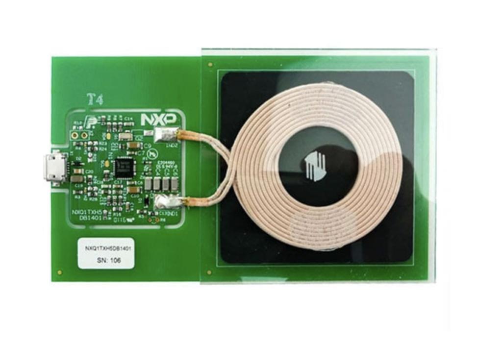 Kit QI nabíječky od NXP