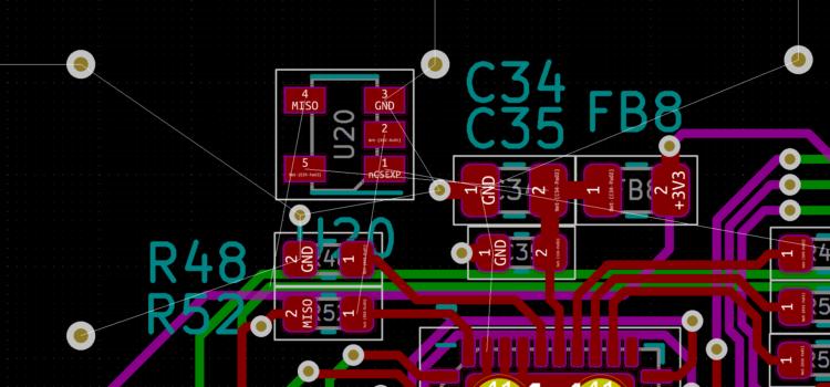Příprava úpravy obvodu na DPS
