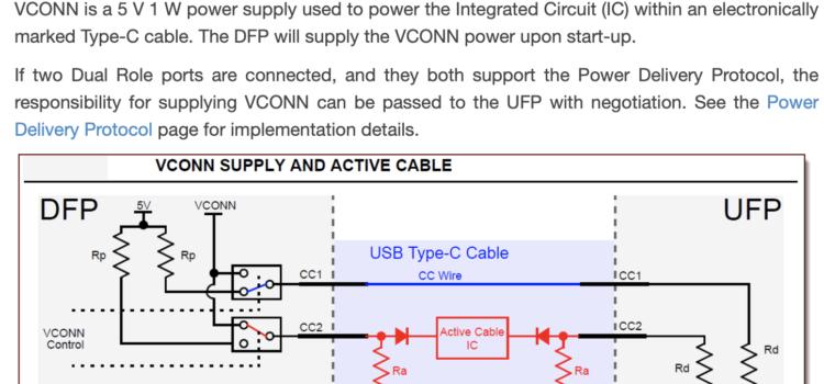 Náhled z dokumentu popisující CC1 a CC2