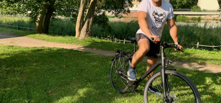 Jezdím taky na kole