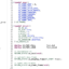 Ukázka kódu knihovny pro UI